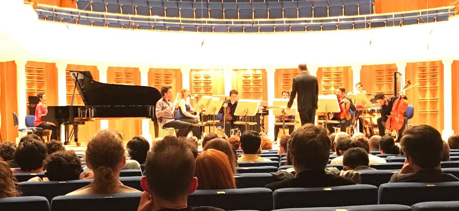 Ankara Sahnesi'nde Ne Var? Bilkent Kompozisyon Akademisi ve Hezarfen Ensemble