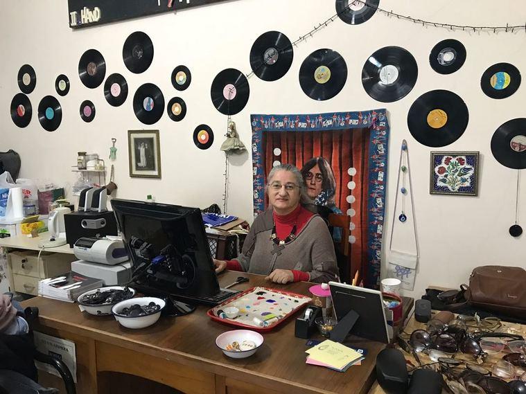 Ankara'da Vintage: İkinci El Mağaza Nana'ya Uğramak İçin 4 Sebep