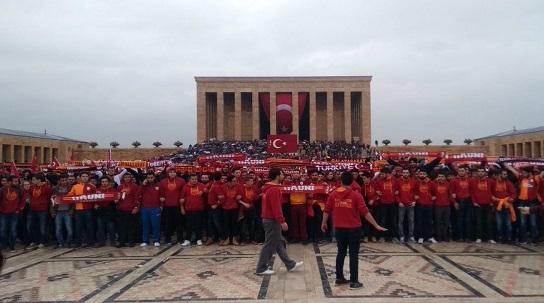 Ankara'da Galatasaray Denince Akla Gelen 4 Şey