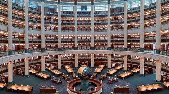 Kitap ve Sessizliğin Modern Buluşması: Millet Kütüphanesi