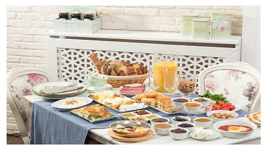 Ankara'da Hafta Sonu Kahvaltısı için 4 Mekan