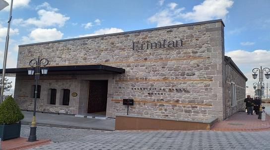 """Sizin İçin Gezdik: Erimtan Müzesi'nde """"Bir Başkent Tasavvuru: Jaussely Ankara'sı"""""""